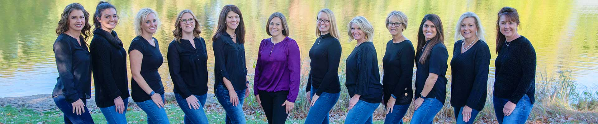 Our Office Staff Slider Junction Orthodontics in Kirkwood, MO