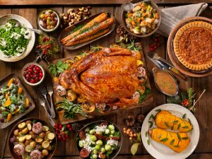 Orthodontist Dr. Jaclyn Scroggins at Junction Orthodontics offers helpful tips for Thanksgiving dinner with braces in Kirkwood, MO